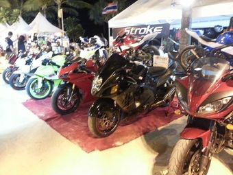 20th anniversary phuket bike week