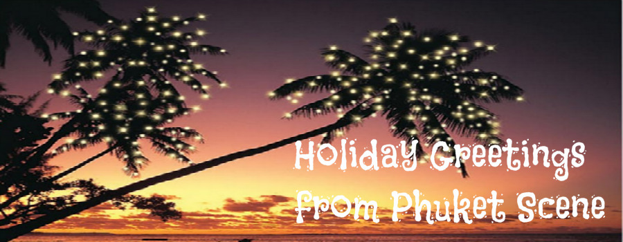 phuket scene holiday greetings