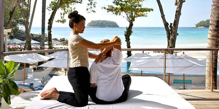 Re Kata Spa at Boathouse Resort Phuket